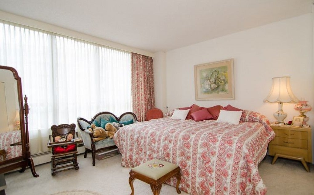 #801 - 1930 Bellevue Avenue, West Vancouver - Ambleside Apartment/Condo for sale, 2 Bedrooms (V959665) #6
