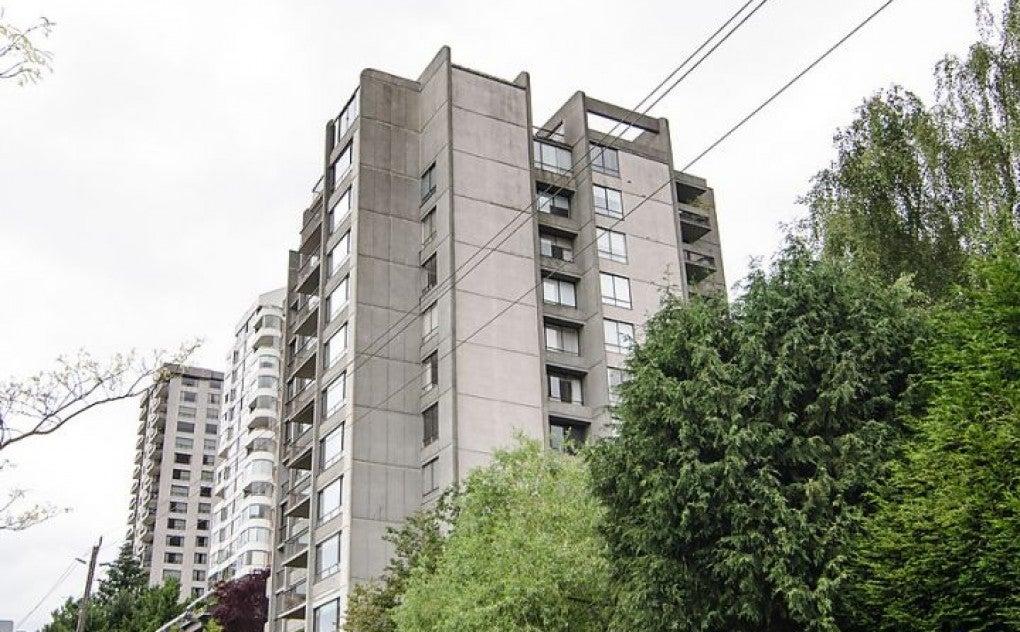 #801 - 1930 Bellevue Avenue, West Vancouver - Ambleside Apartment/Condo for sale, 2 Bedrooms (V959665) #12