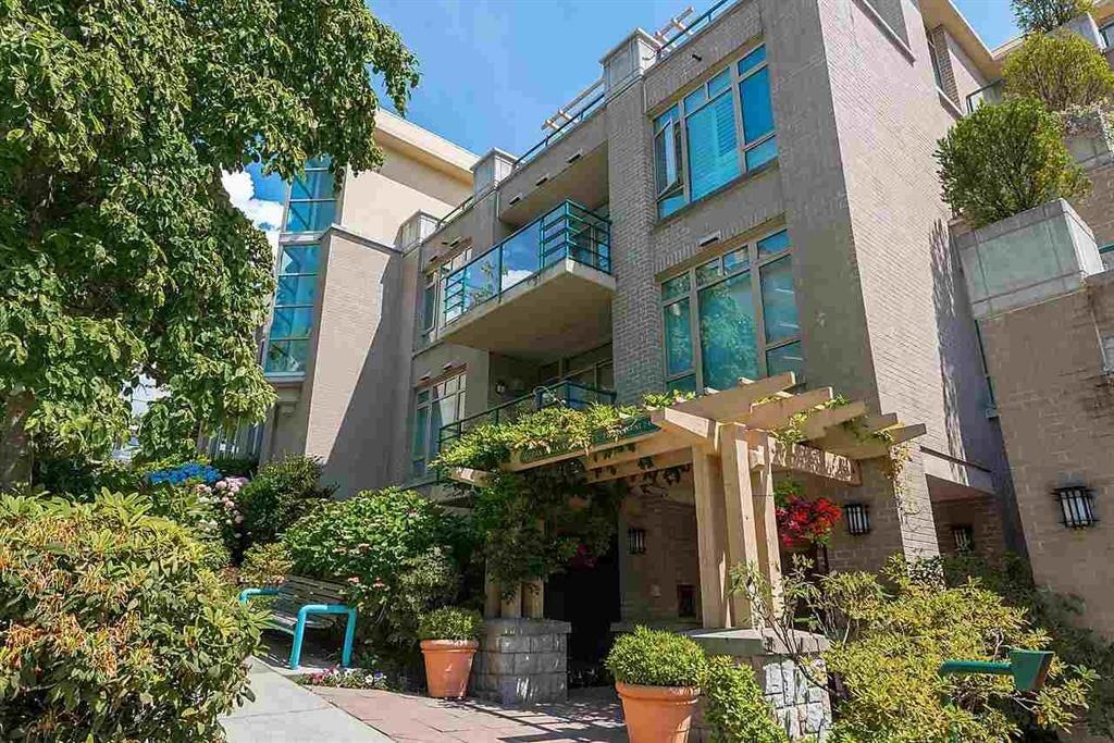 303 - 1896 Marine Dr, West Vancouver - Ambleside Apartment/Condo for sale, 2 Bedrooms (R2082222) #1