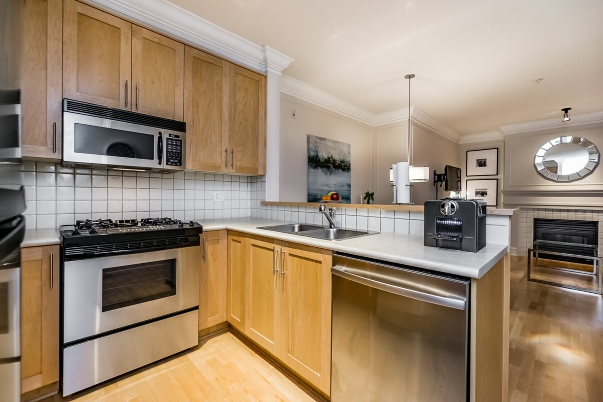 2109 4625 VALLEY DRIVE - Quilchena Apartment/Condo for sale, 1 Bedroom (R2123061) #14