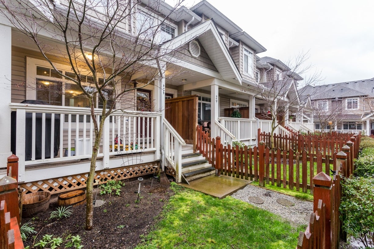28 6852 193 Street - Clayton Townhouse for sale, 3 Bedrooms (R2039158) #23