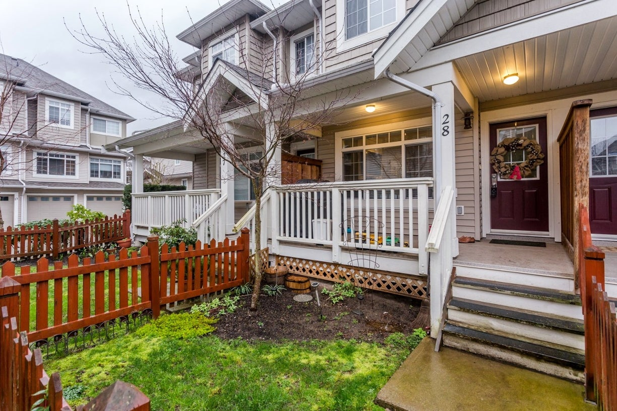 28 6852 193 Street - Clayton Townhouse for sale, 3 Bedrooms (R2039158) #24