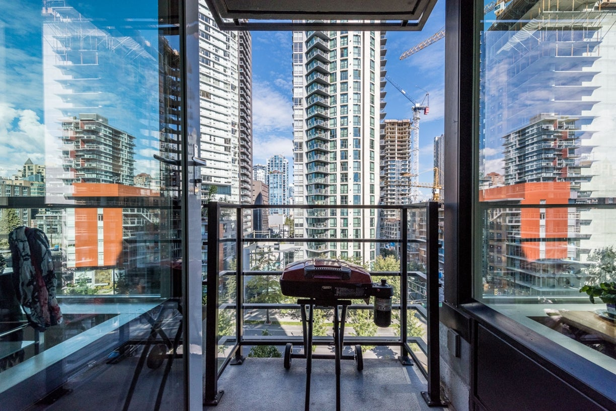 907 1495 Richards Street - Yaletown Apartment/Condo for sale, 1 Bedroom (R2117128) #10