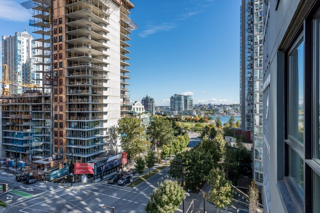 907 1495 Richards Street - Yaletown Apartment/Condo for sale, 1 Bedroom (R2117128) #12