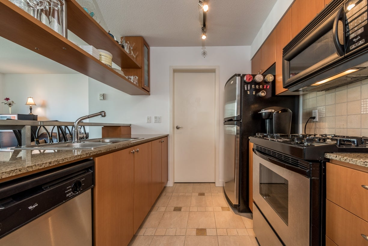 907 1495 Richards Street - Yaletown Apartment/Condo for sale, 1 Bedroom (R2117128) #2