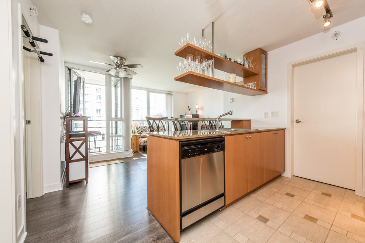907 1495 Richards Street - Yaletown Apartment/Condo for sale, 1 Bedroom (R2117128) #3