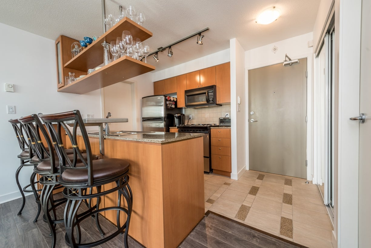 907 1495 Richards Street - Yaletown Apartment/Condo for sale, 1 Bedroom (R2117128) #4