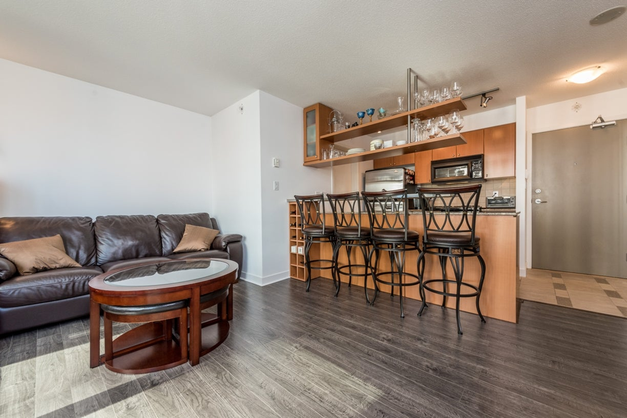 907 1495 Richards Street - Yaletown Apartment/Condo for sale, 1 Bedroom (R2117128) #6