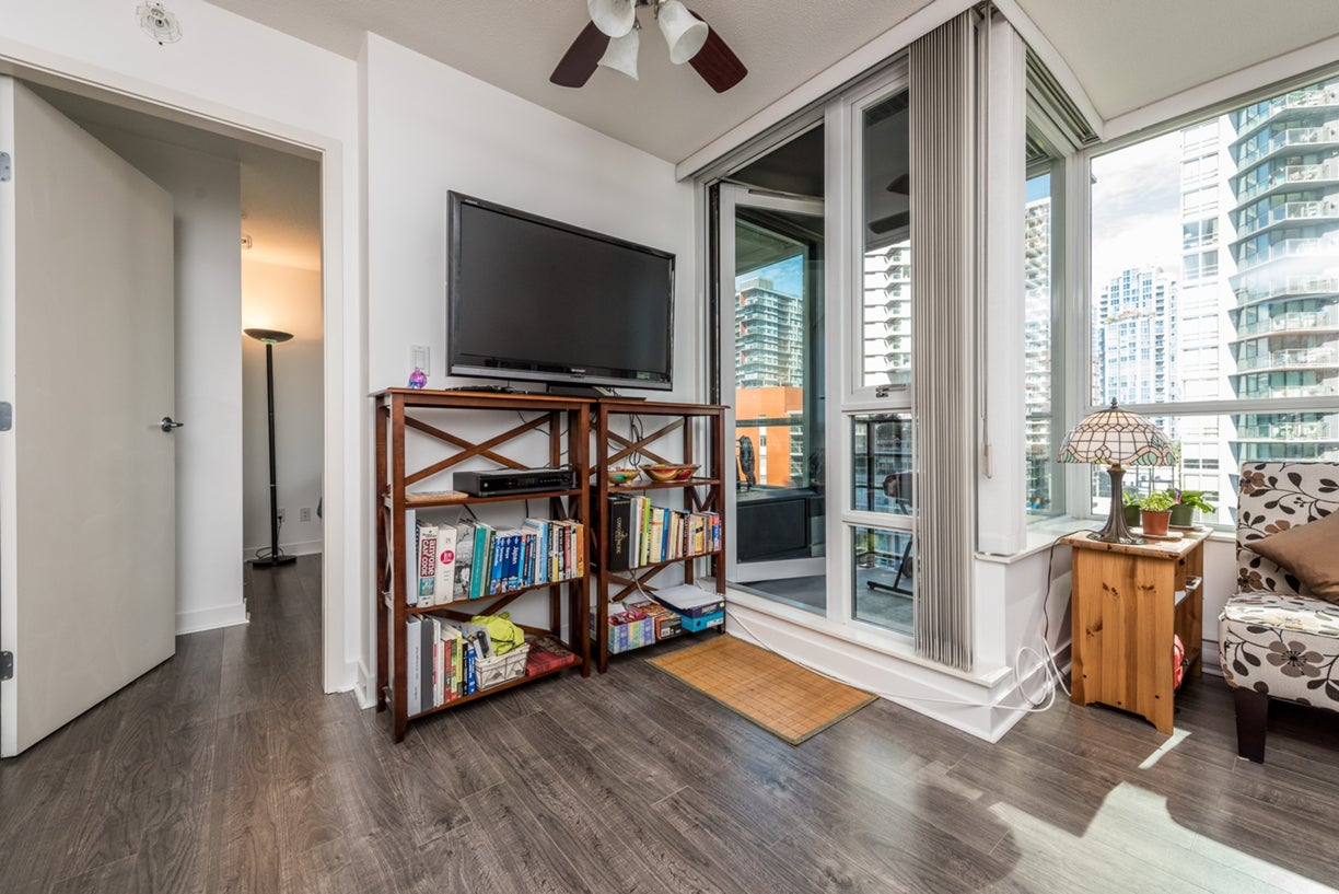 907 1495 Richards Street - Yaletown Apartment/Condo for sale, 1 Bedroom (R2117128) #8