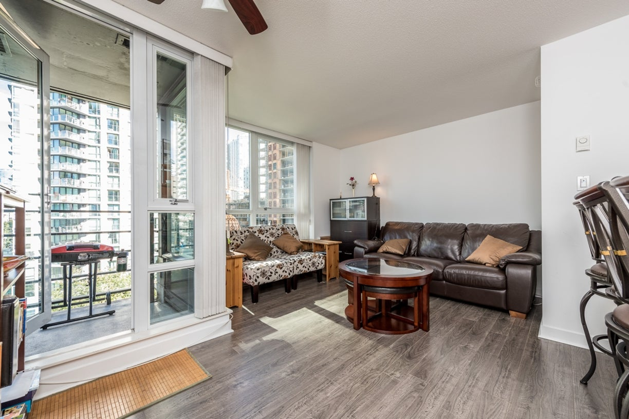 907 1495 Richards Street - Yaletown Apartment/Condo for sale, 1 Bedroom (R2117128) #9