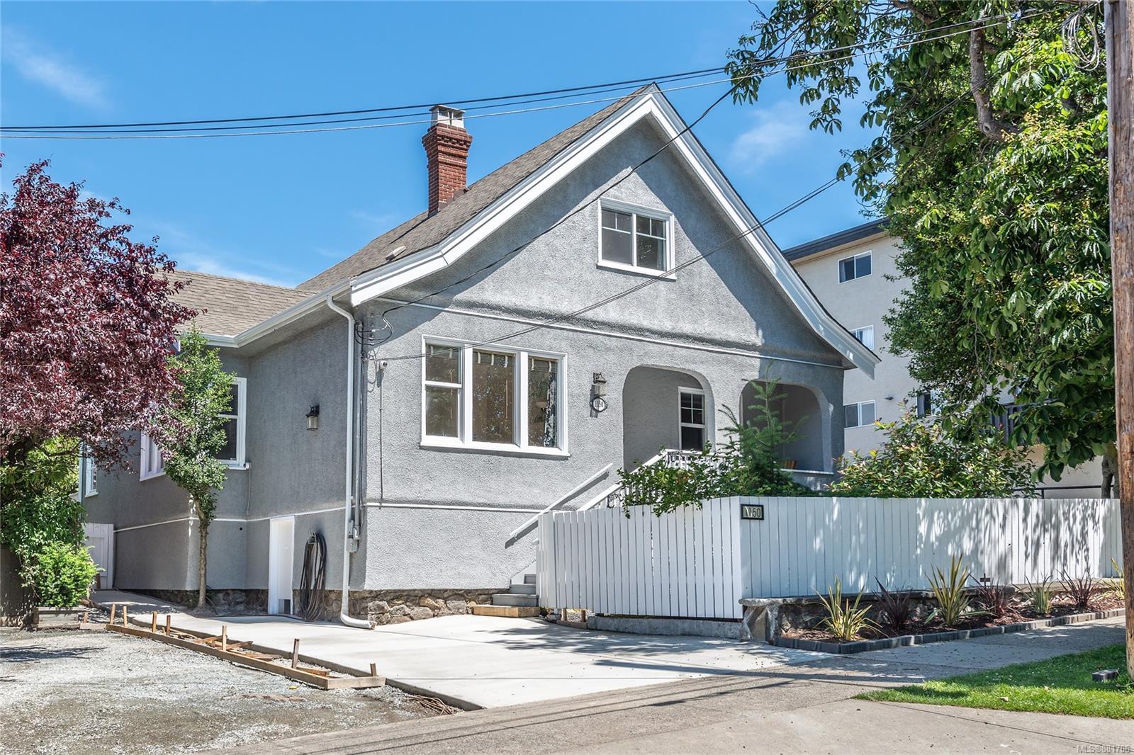 1150 Pandora Ave - Vi Downtown Triplex for sale, 4 Bedrooms (881706) #1