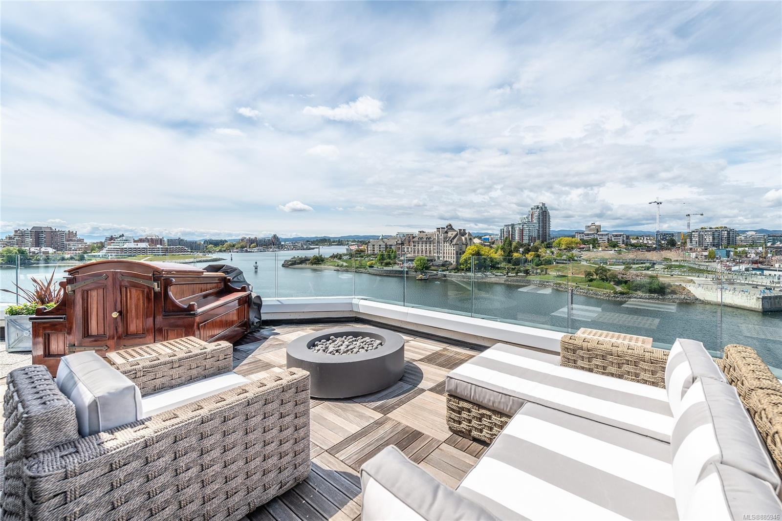 703 1234 Wharf St - Vi Downtown Condo Apartment for sale, 1 Bedroom (885946) #2