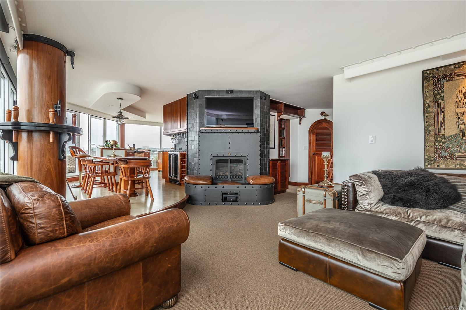 703 1234 Wharf St - Vi Downtown Condo Apartment for sale, 1 Bedroom (885946) #7
