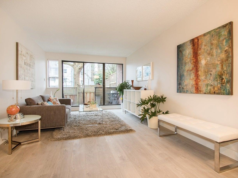106 - 853 East 7th Avenue, Vancouver - Mount Pleasant VE Apartment/Condo for sale, 1 Bedroom  #1