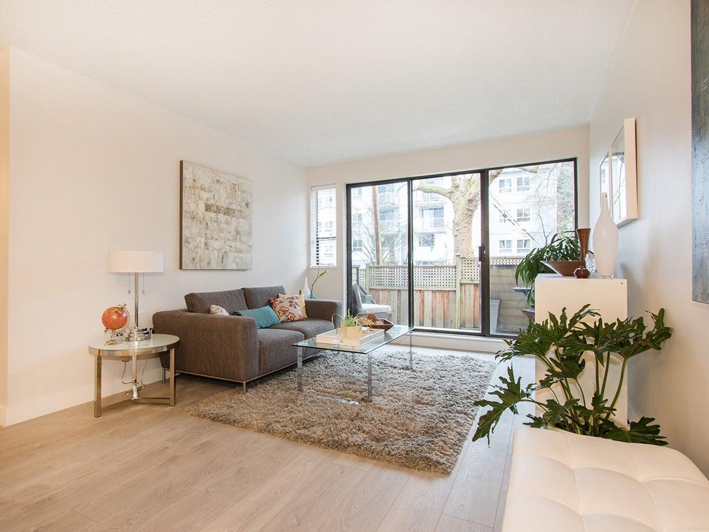 106 - 853 East 7th Avenue, Vancouver - Mount Pleasant VE Apartment/Condo for sale, 1 Bedroom  #2