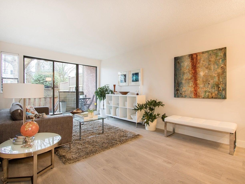 106 - 853 East 7th Avenue, Vancouver - Mount Pleasant VE Apartment/Condo for sale, 1 Bedroom  #3