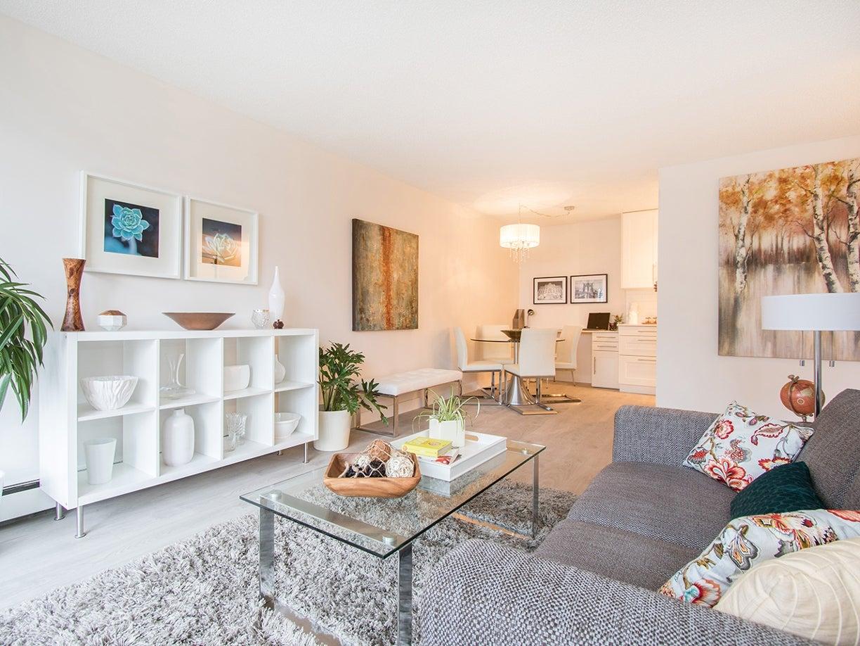 106 - 853 East 7th Avenue, Vancouver - Mount Pleasant VE Apartment/Condo for sale, 1 Bedroom  #4