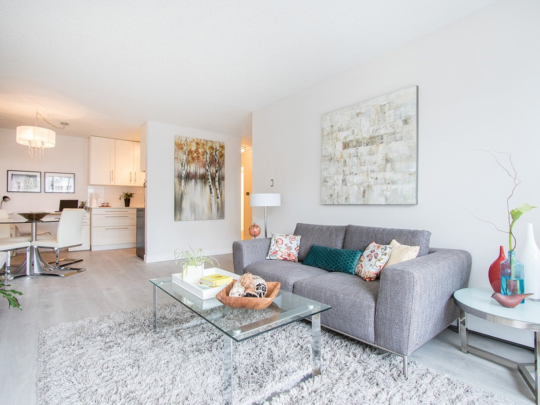 106 - 853 East 7th Avenue, Vancouver - Mount Pleasant VE Apartment/Condo for sale, 1 Bedroom  #5