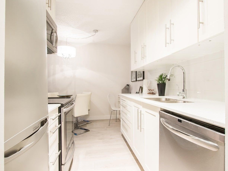 106 - 853 East 7th Avenue, Vancouver - Mount Pleasant VE Apartment/Condo for sale, 1 Bedroom  #12
