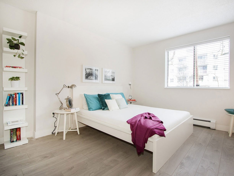106 - 853 East 7th Avenue, Vancouver - Mount Pleasant VE Apartment/Condo for sale, 1 Bedroom  #14
