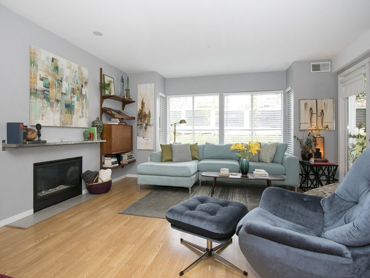 105-2960 East 29th Avenue, Vancouver - Collingwood VE Apartment/Condo for sale, 2 Bedrooms (R2058345) #1