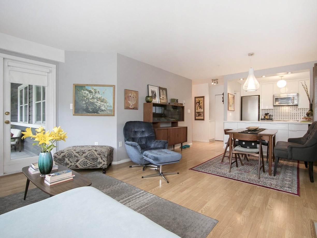 105-2960 East 29th Avenue, Vancouver - Collingwood VE Apartment/Condo for sale, 2 Bedrooms (R2058345) #5