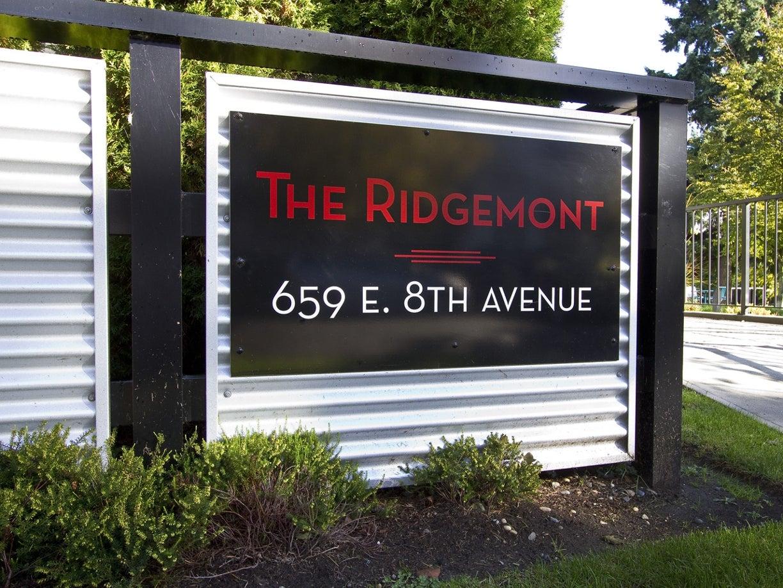 #205 - 659 East 8th Avenue, East Vancouver, Mount Pleasant - Mount Pleasant VE Apartment/Condo for sale, 1 Bedroom (R2006669) #2
