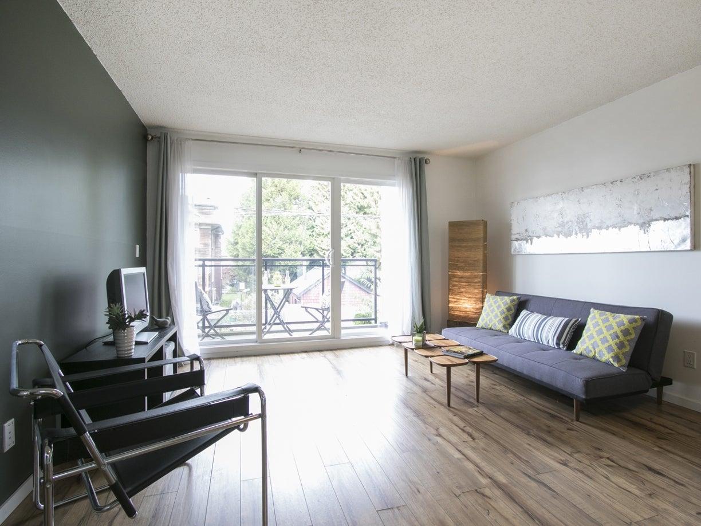 #205 - 659 East 8th Avenue, East Vancouver, Mount Pleasant - Mount Pleasant VE Apartment/Condo for sale, 1 Bedroom (R2006669) #3