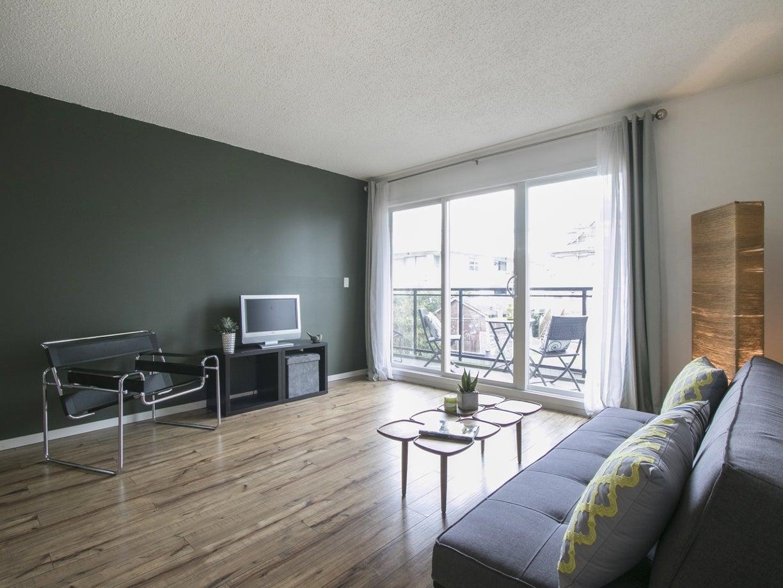 #205 - 659 East 8th Avenue, East Vancouver, Mount Pleasant - Mount Pleasant VE Apartment/Condo for sale, 1 Bedroom (R2006669) #4