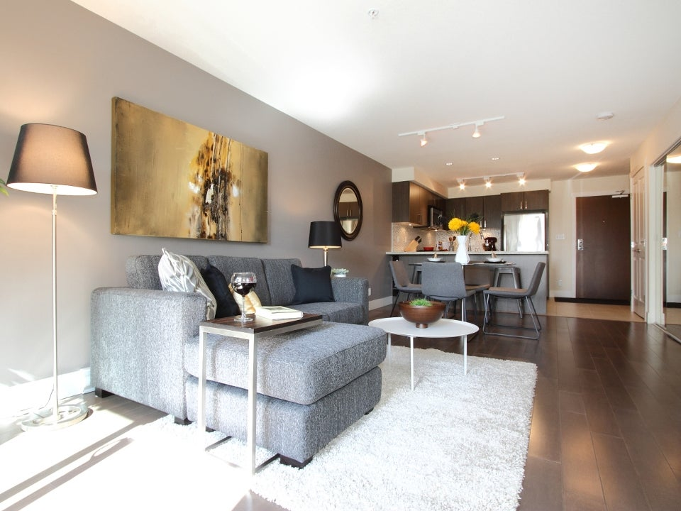 203 - 1689 East 13th Avenue, Vancouver, BC - Grandview Woodland Apartment/Condo for sale, 1 Bedroom  #9