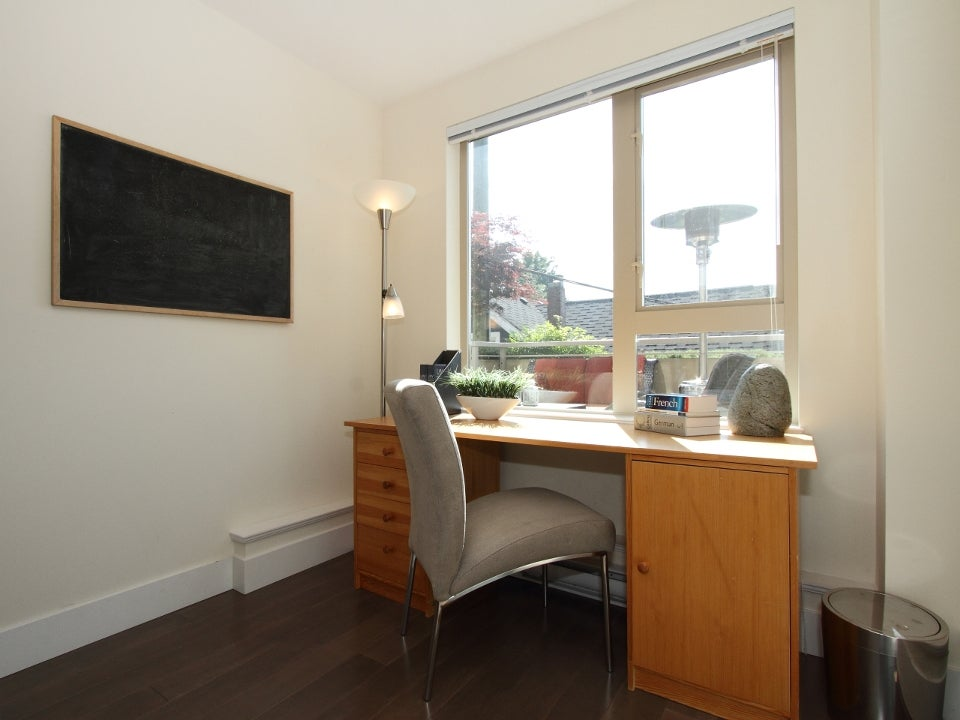 203 - 1689 East 13th Avenue, Vancouver, BC - Grandview Woodland Apartment/Condo for sale, 1 Bedroom  #10