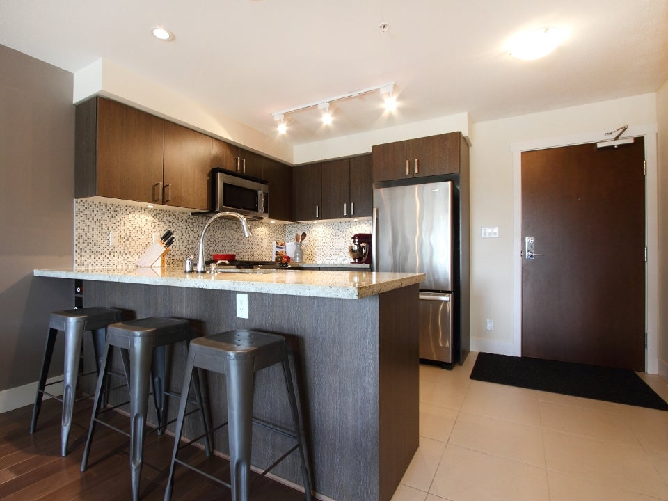 203 - 1689 East 13th Avenue, Vancouver, BC - Grandview Woodland Apartment/Condo for sale, 1 Bedroom  #14