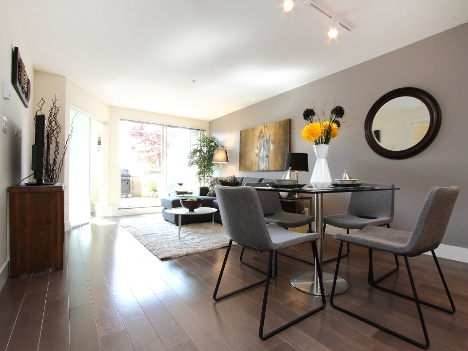 203 - 1689 East 13th Avenue, Vancouver, BC - Grandview Woodland Apartment/Condo for sale, 1 Bedroom  #4