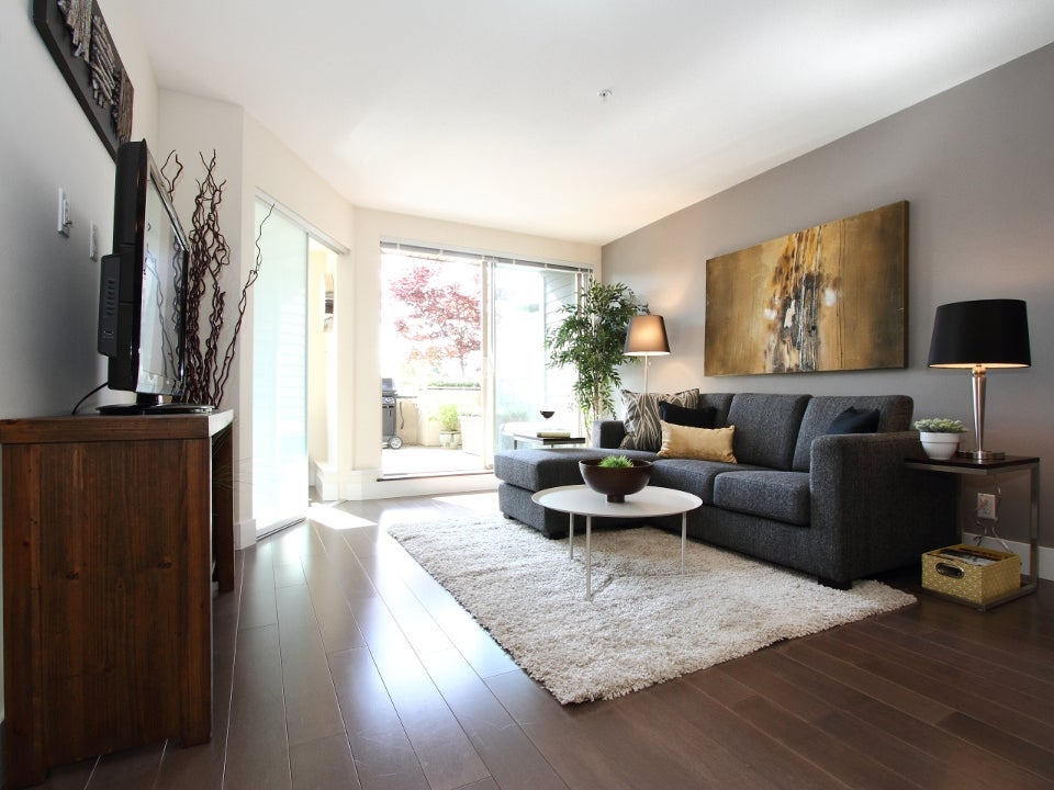 203 - 1689 East 13th Avenue, Vancouver, BC - Grandview Woodland Apartment/Condo for sale, 1 Bedroom  #5