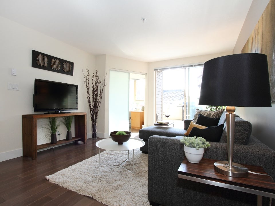 203 - 1689 East 13th Avenue, Vancouver, BC - Grandview Woodland Apartment/Condo for sale, 1 Bedroom  #6