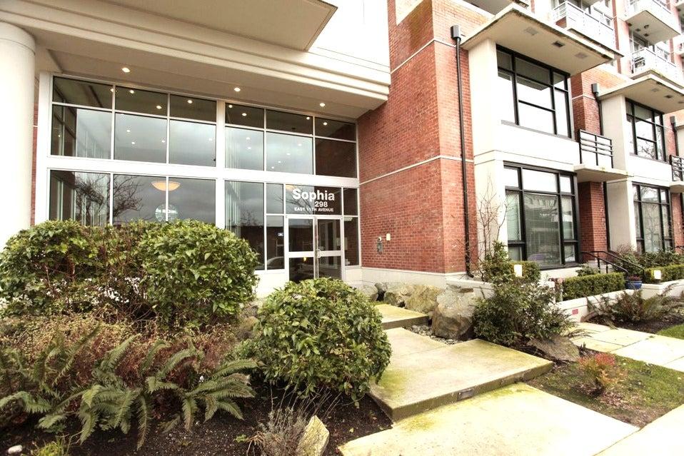 310 - 298 East 11th Avenue, Vancouver - Mount Pleasant VE Apartment/Condo for sale, 1 Bedroom (R2043017) #9