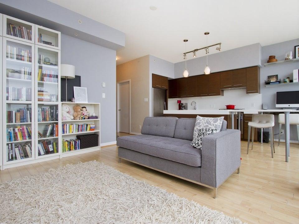 1203 - 2770 Sophia Street, Vancouver BC V5T 0A4 - Mount Pleasant VE Apartment/Condo for sale, 1 Bedroom (V1059734) #1