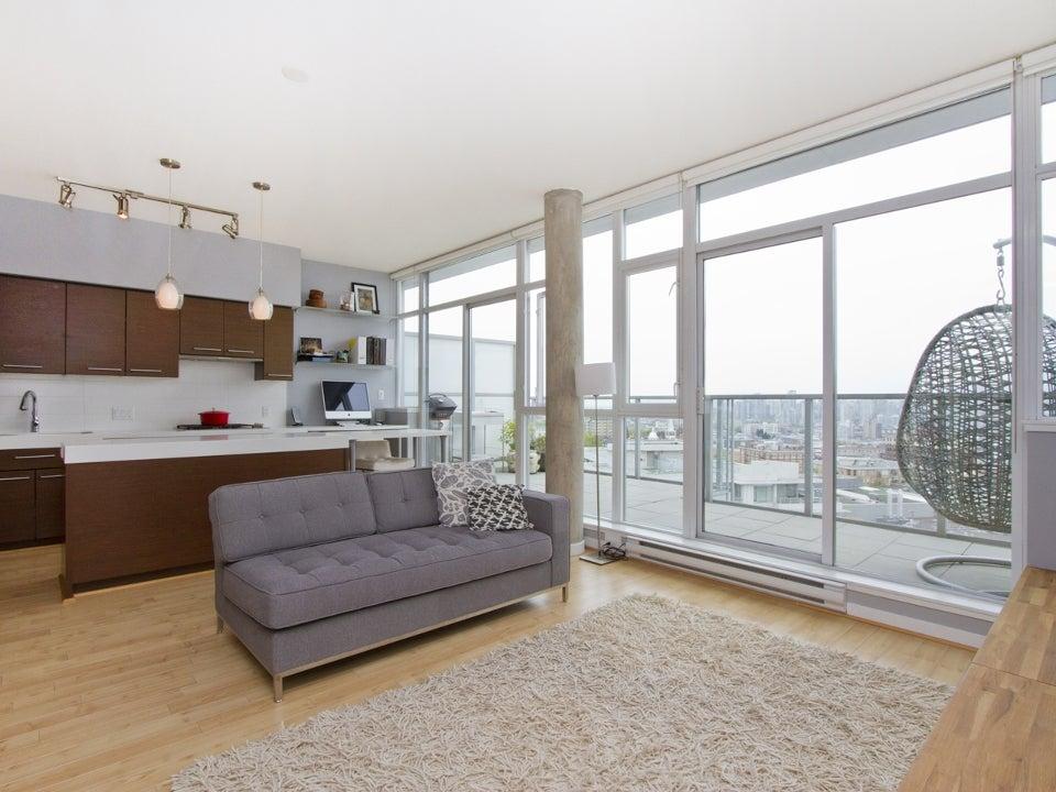 1203 - 2770 Sophia Street, Vancouver BC V5T 0A4 - Mount Pleasant VE Apartment/Condo for sale, 1 Bedroom (V1059734) #2