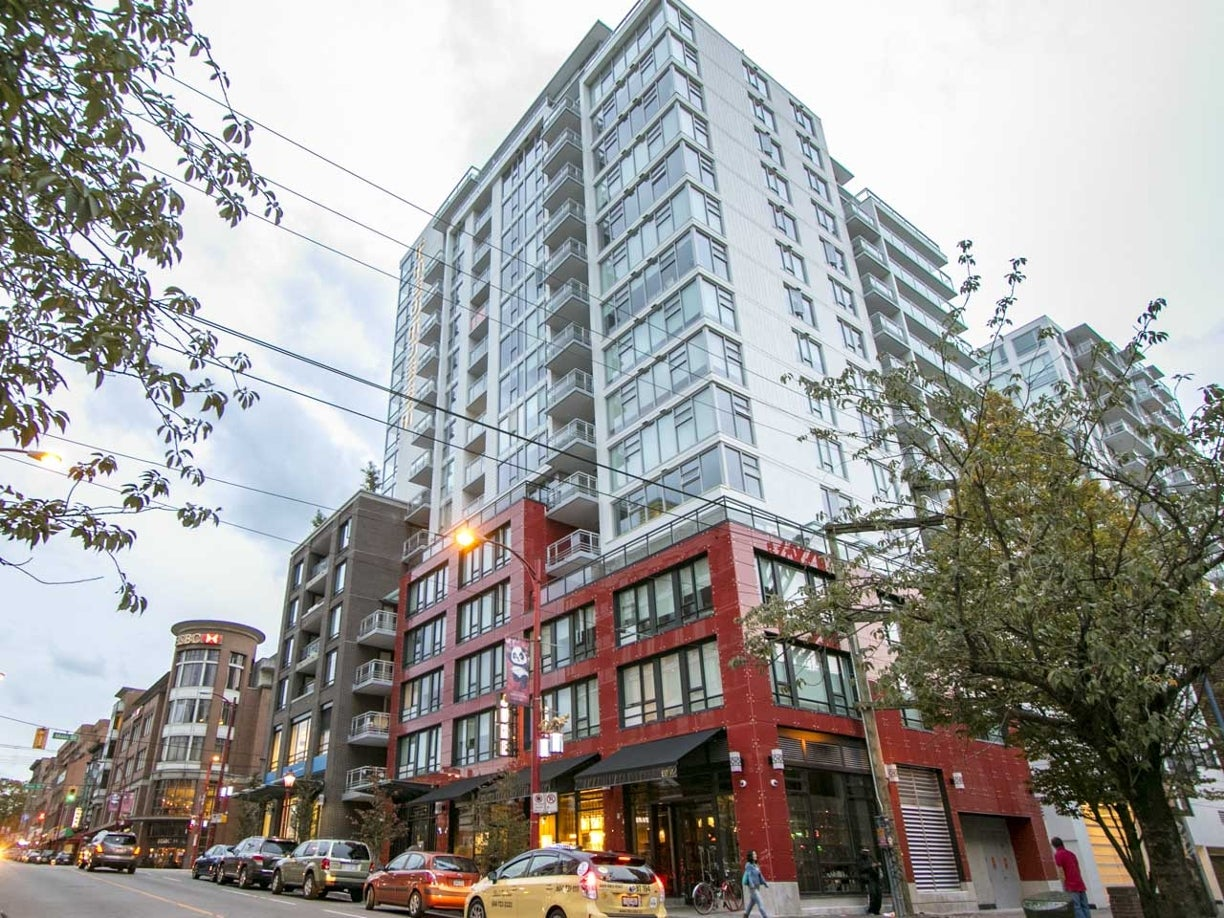 PENTHOUSE 8 - 188 Keefer Street - Mount Pleasant VE Apartment/Condo for sale, 2 Bedrooms  #28