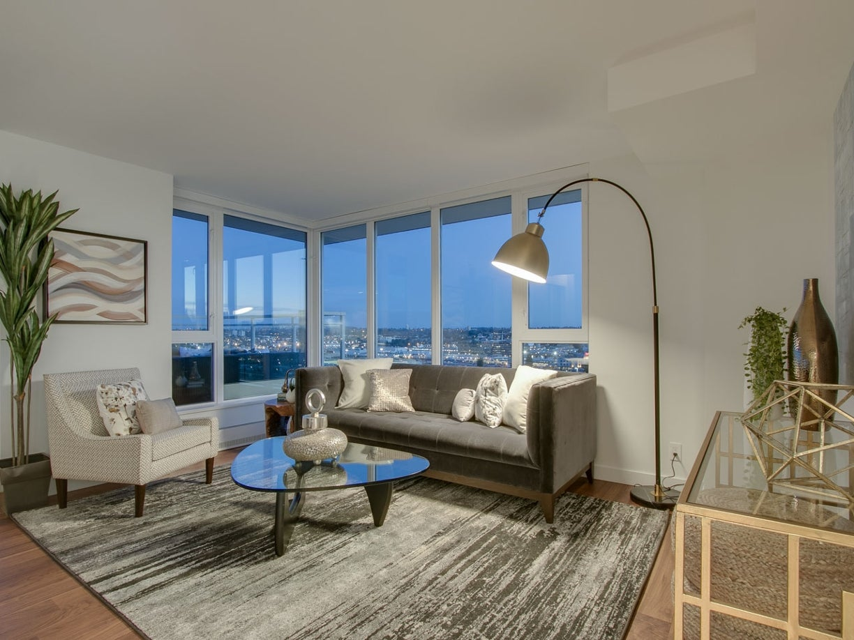 PENTHOUSE 8 - 188 Keefer Street - Mount Pleasant VE Apartment/Condo for sale, 2 Bedrooms  #3