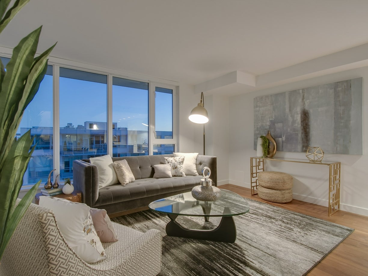 PENTHOUSE 8 - 188 Keefer Street - Mount Pleasant VE Apartment/Condo for sale, 2 Bedrooms  #4