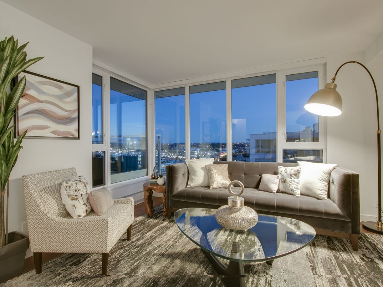 PENTHOUSE 8 - 188 Keefer Street - Mount Pleasant VE Apartment/Condo for sale, 2 Bedrooms  #2