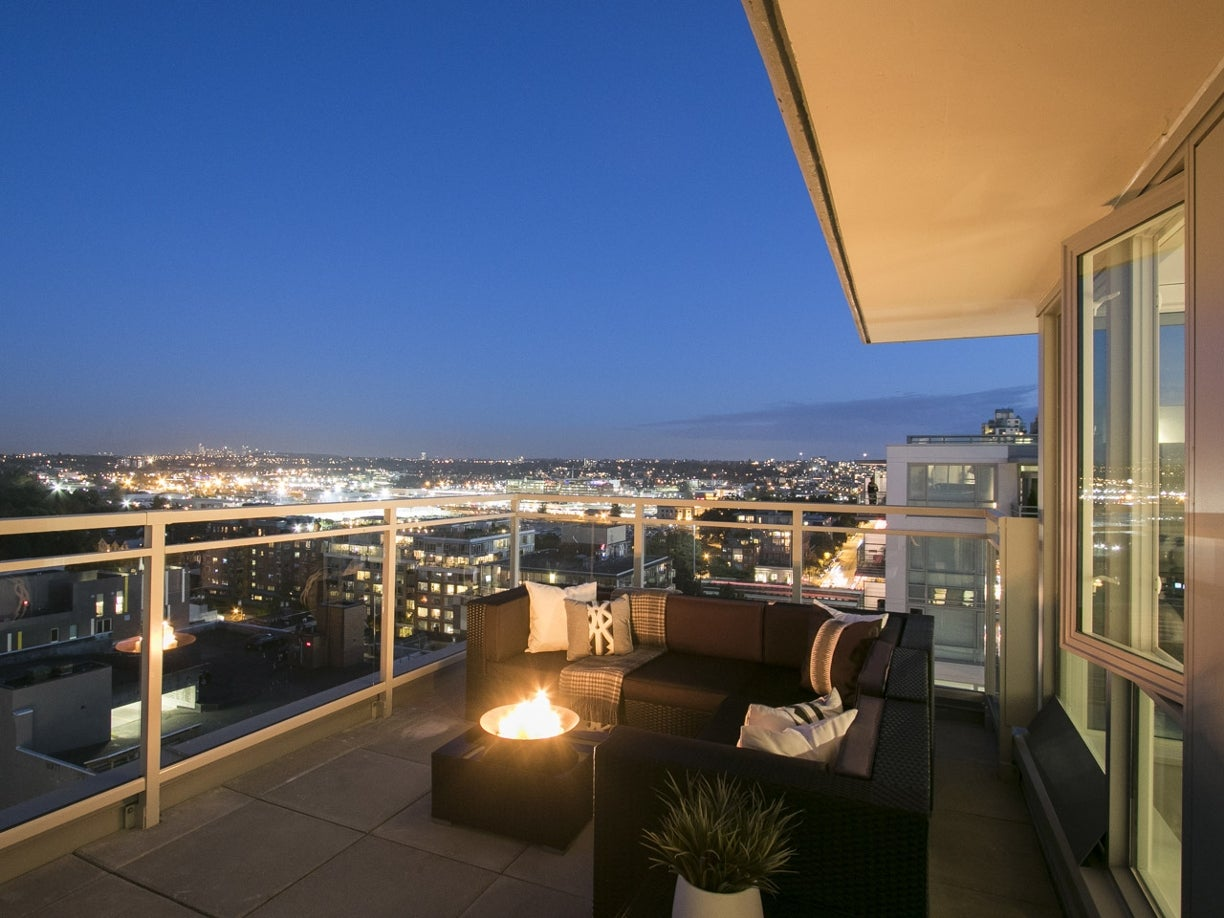 PENTHOUSE 8 - 188 Keefer Street - Mount Pleasant VE Apartment/Condo for sale, 2 Bedrooms  #5