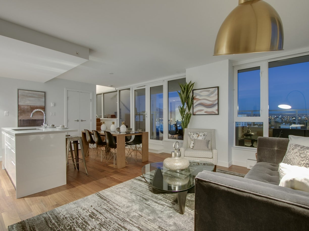 PENTHOUSE 8 - 188 Keefer Street - Mount Pleasant VE Apartment/Condo for sale, 2 Bedrooms  #10