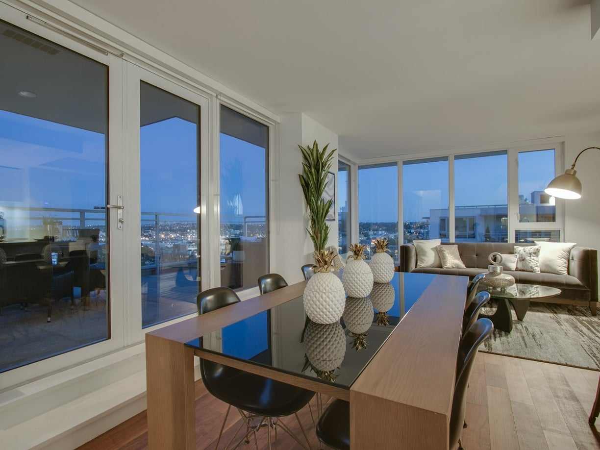 PENTHOUSE 8 - 188 Keefer Street - Mount Pleasant VE Apartment/Condo for sale, 2 Bedrooms  #11