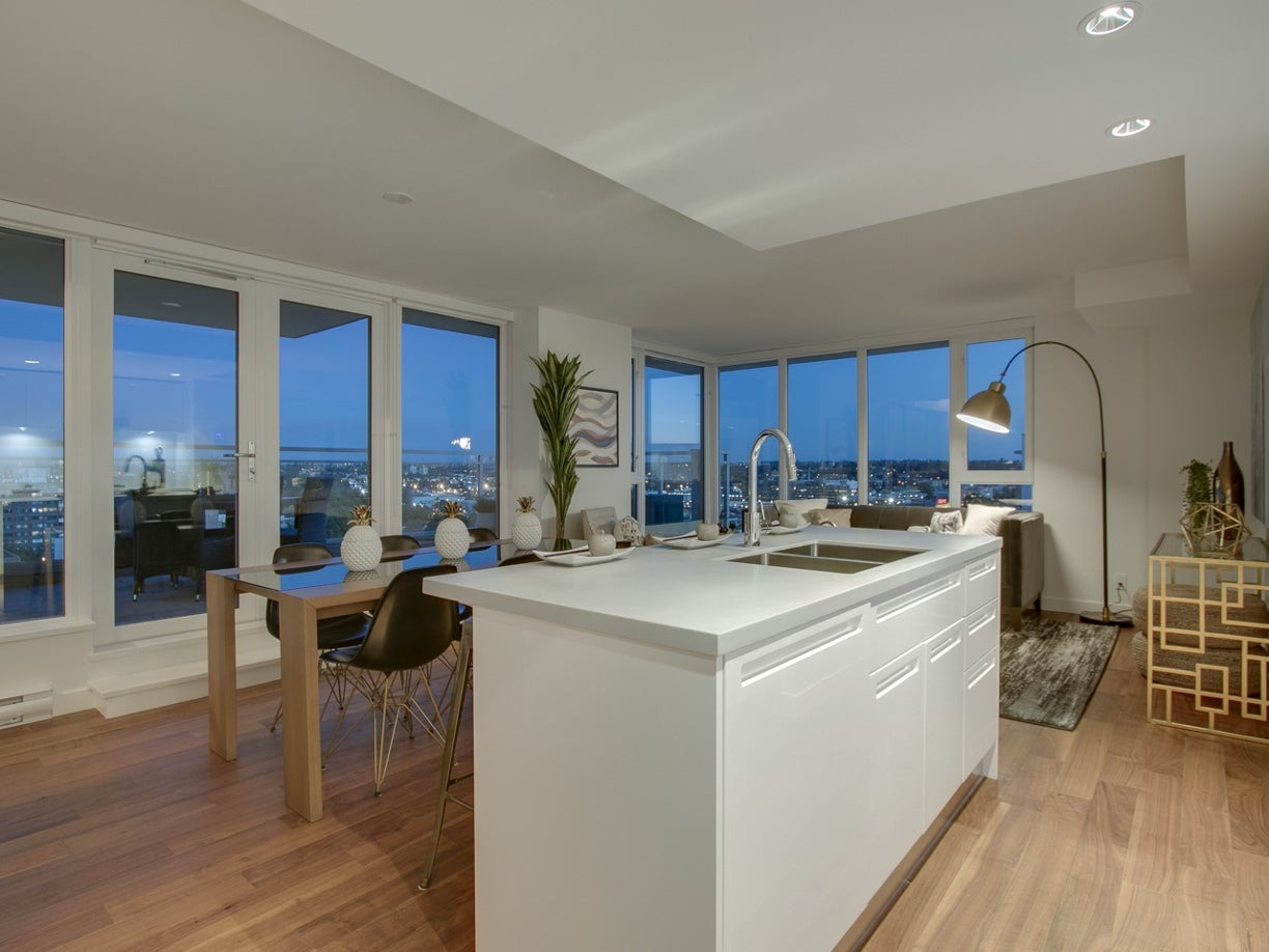 PENTHOUSE 8 - 188 Keefer Street - Mount Pleasant VE Apartment/Condo for sale, 2 Bedrooms  #13