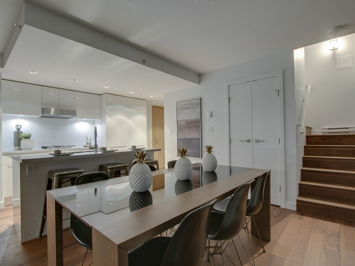 PENTHOUSE 8 - 188 Keefer Street - Mount Pleasant VE Apartment/Condo for sale, 2 Bedrooms  #15