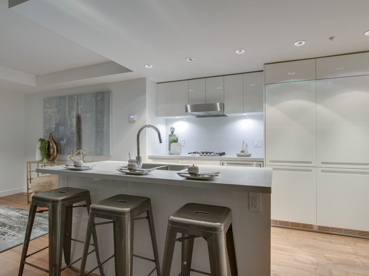PENTHOUSE 8 - 188 Keefer Street - Mount Pleasant VE Apartment/Condo for sale, 2 Bedrooms  #16