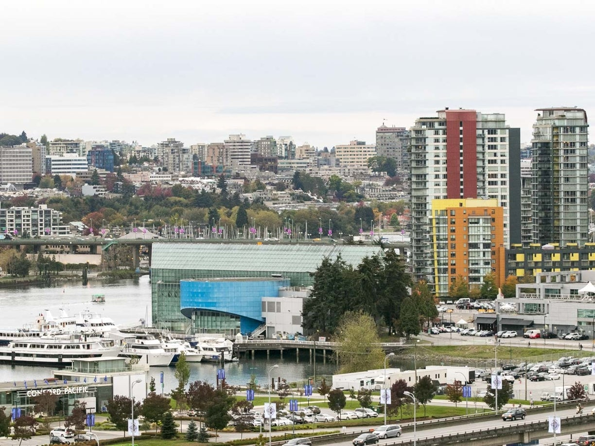PENTHOUSE 8 - 188 Keefer Street - Mount Pleasant VE Apartment/Condo for sale, 2 Bedrooms  #26