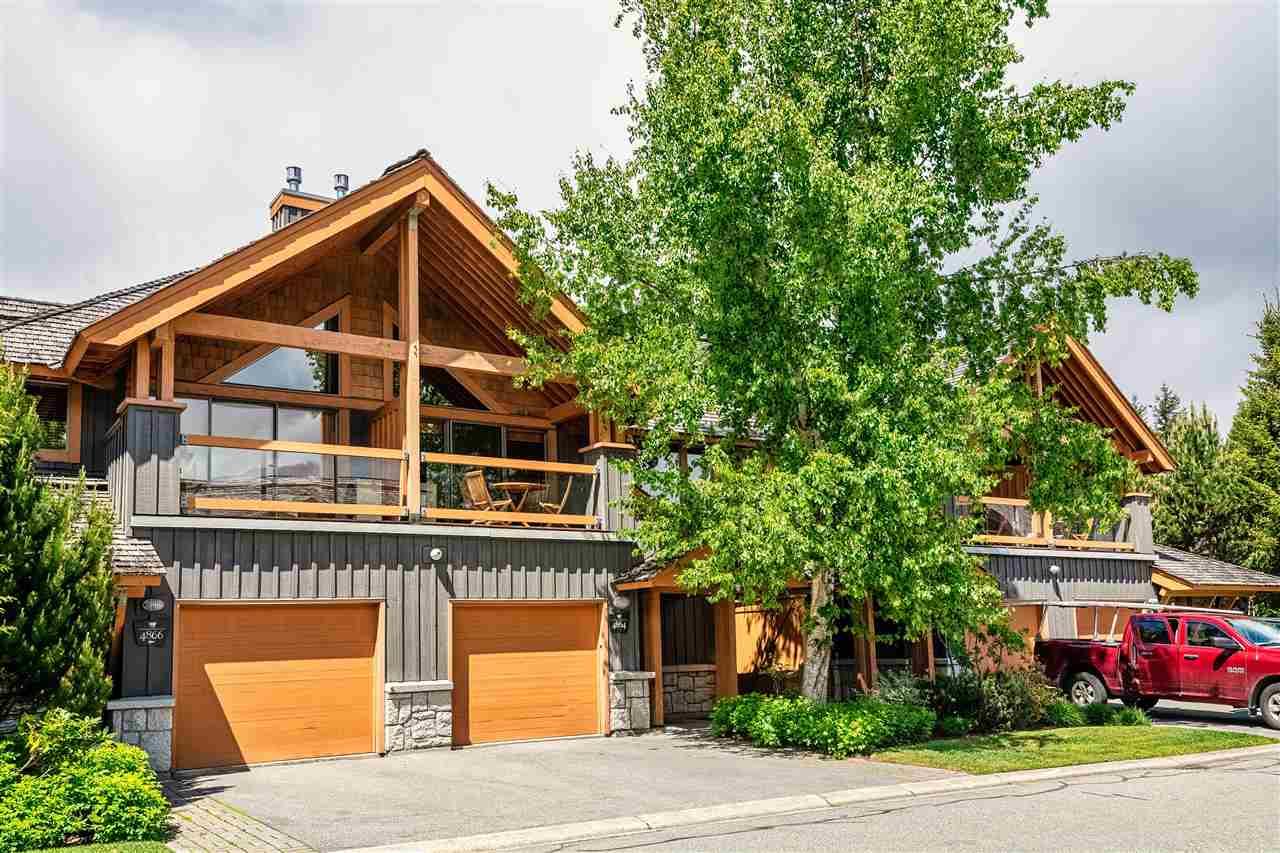 4864 CASABELLA CRESCENT - Whistler Village Townhouse for sale, 3 Bedrooms (R2592689) #1